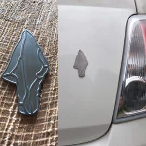 Jagtod med logo